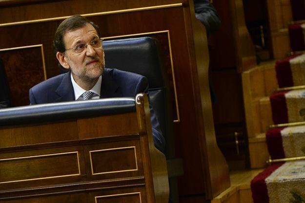 Mariano Rajoy, premier rządu Hiszpanii /IAR/PAP