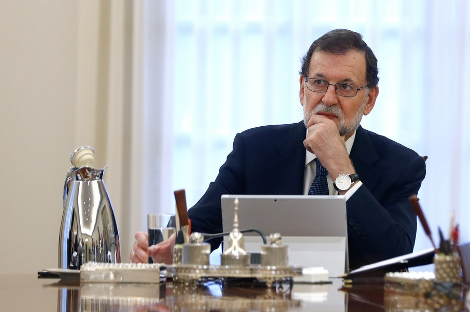 Mariano Rajoy /Cesar P. Sendra / Moncloa's Press Office / HANDOUT /PAP/EPA