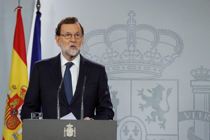 Mariano Rajoy /PAP/EPA