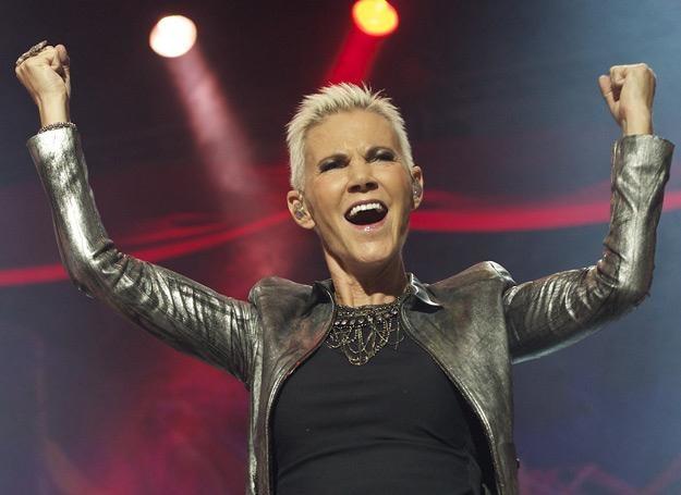 Marie Fredriksson (Roxette) ma powody do zadowolenia - fot. Carlos Alvarez /Getty Images/Flash Press Media