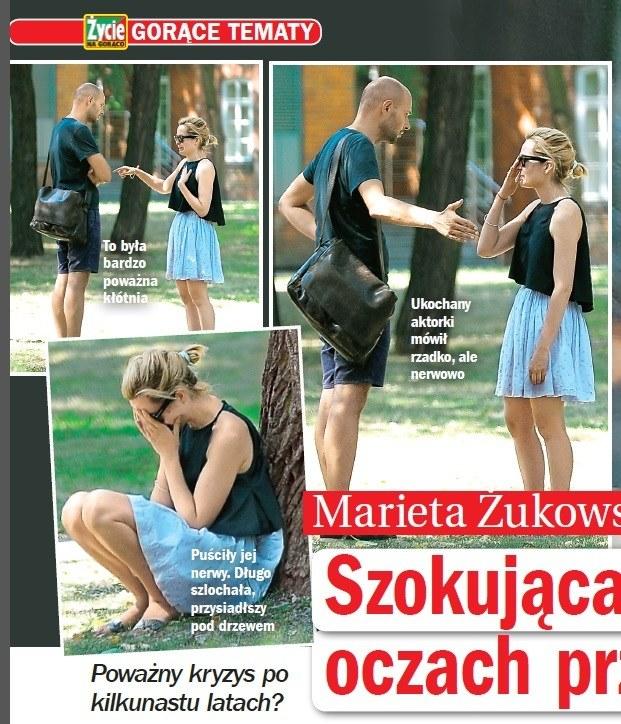 Marieta Żukowska nie radzi sobie z wychowaniem dziecka ...