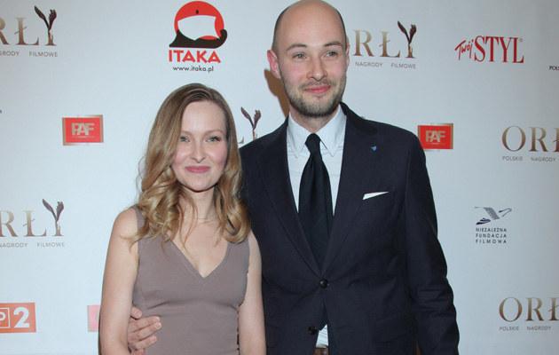 Marieta Żukowska i Wojciech Kasperski /Paweł Wrzecion /MWMedia