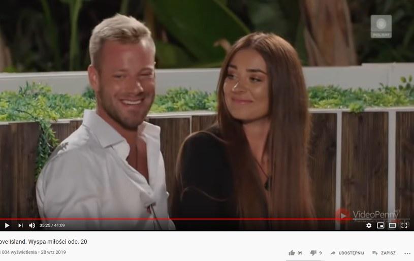Marietta i Franek zostali parą /YouTube.com /