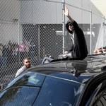 Marihuanowy odlot Justina Biebera. Piloci musieli założyć maski