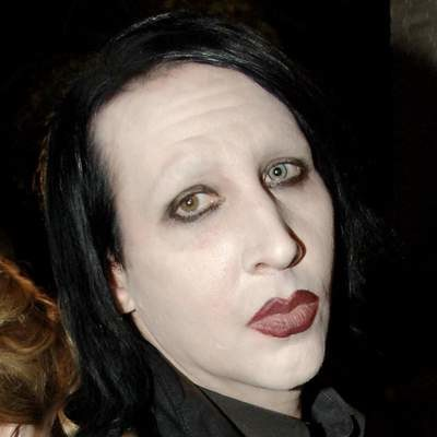 Marilyn Manson  /Splashnews