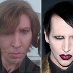 Marilyn Manson bez makijażu!