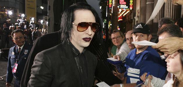 Marilyn Manson, fot. Vince Bucci  /Getty Images/Flash Press Media