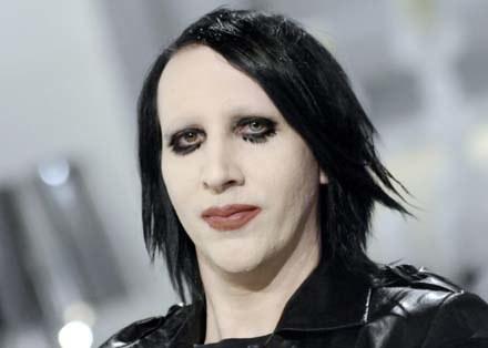 Marilyn Manson zawsze robi to, na co ma ochotę /arch. AFP