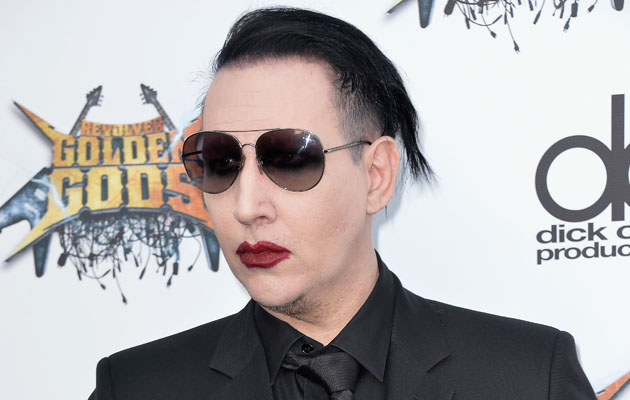 Marilyn Manson /Frazer Harrison /Getty Images