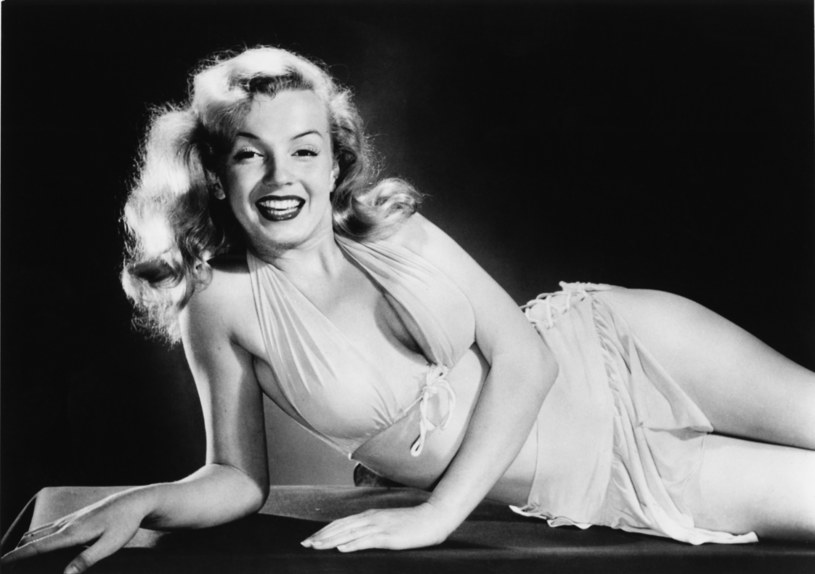 Marilyn Monroe w 1950 roku, fot. L. J. Willinger /Hulton Archive /Getty Images
