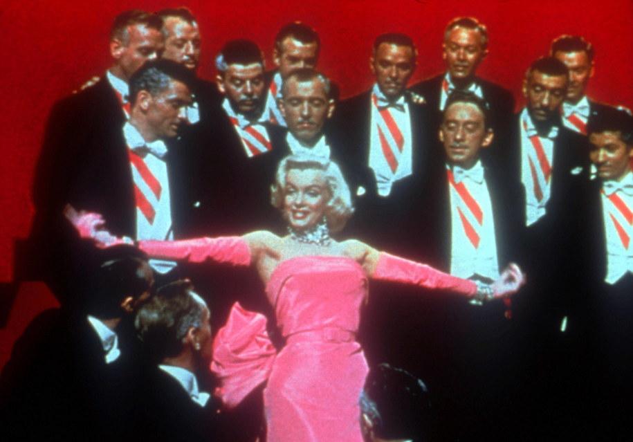 Marilyn Monroe /20th Century-Fox  /PAP/Photoshot