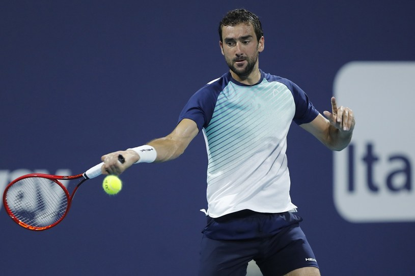 Marin Cilic /AFP/GETTY IMAGES NORTH AMERICA Michael Reaves/MR / MR /AFP