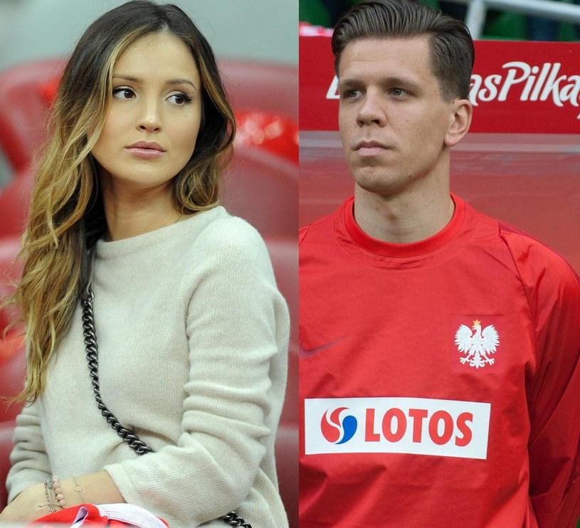 Marina i Wojciech od niedawna są małżeństwem /Maciej Gillert, Konrad Paprocki /East News