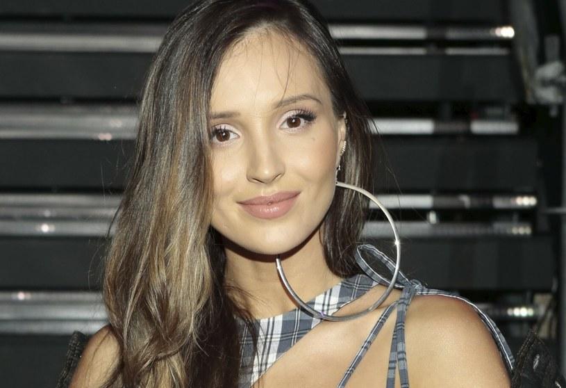 Marina Łuczenko-Szczęsna podczas Flesz Fashion Night 2019 /Adam Jankowski /Reporter