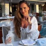 """Marina Łuczenko tłumaczy fankom, że """"nie trzeba wydawać jakichś wielkich pieniędzy, żeby fajnie wyglądać na wakacjach"""""""