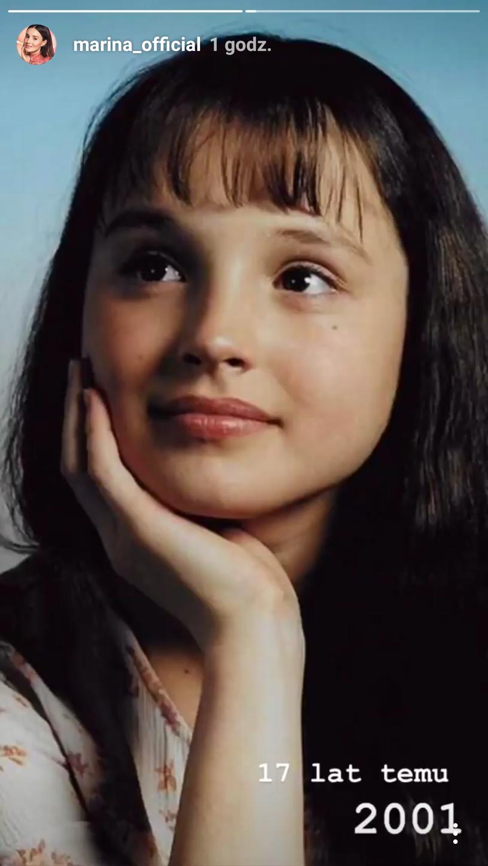 Marina Łuczenko w 2001 roku /oficjalna strona wykonawcy