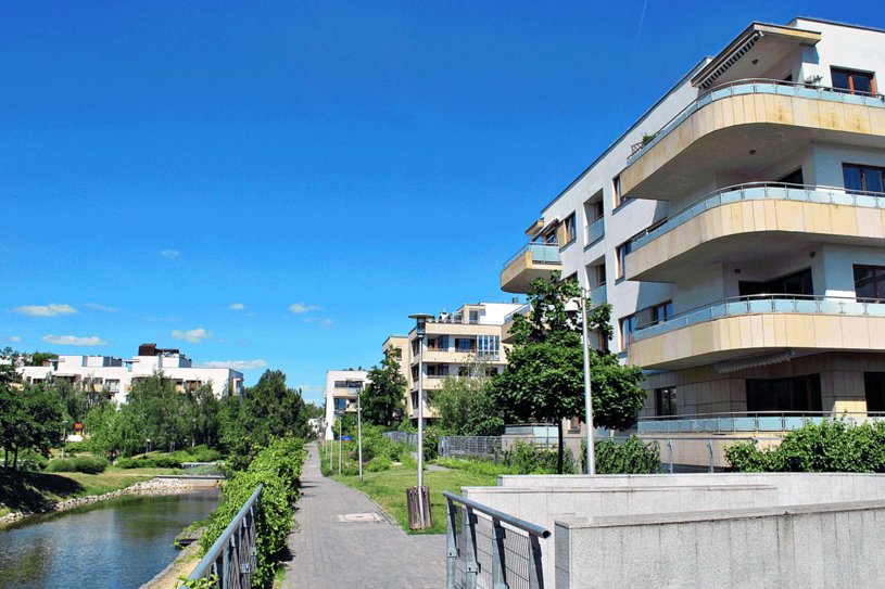 """Marina Mokotow"" to 42 budynki z 1447 mieszkaniami /123RF/PICSEL"