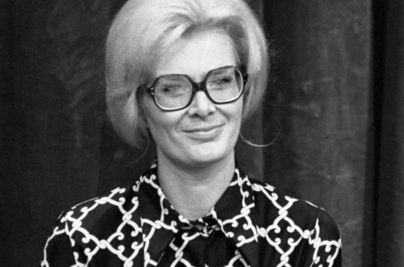 Marina Niecikowska /Archiwum TVP /Agencja FORUM