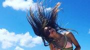 Marina z Wojtkiem już na Hawajach
