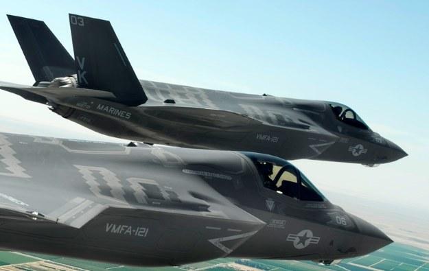 Marine Fighter Attack Squadron 121.  Fot. Lockheed Marton /materiały prasowe