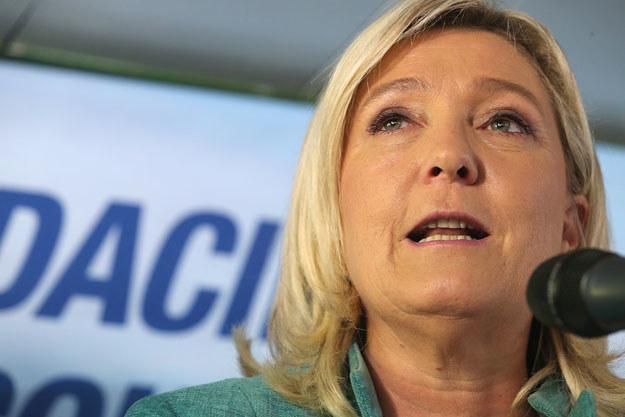 Marine Le Pen stanie przed sądem fot. Francois Nascimbeni /AFP