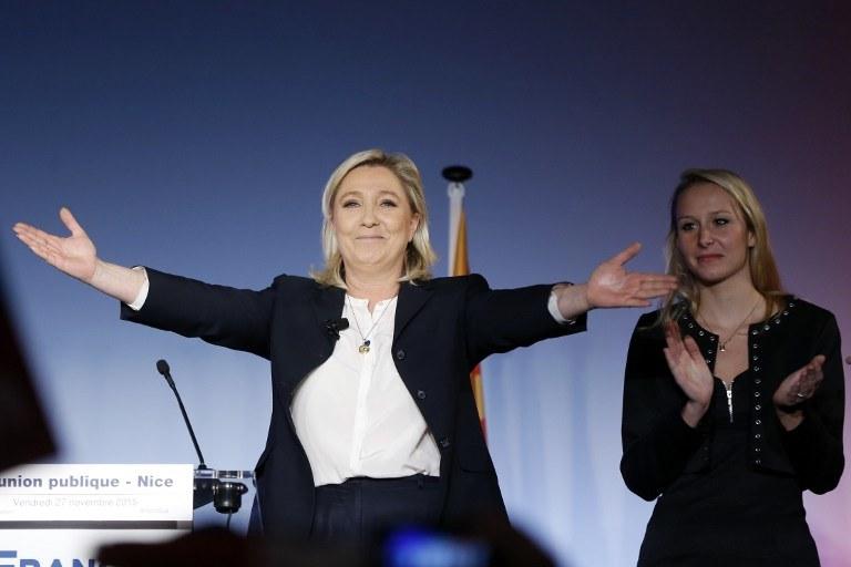 Marine Le Pen /VALERY HACHE / AFP /AFP
