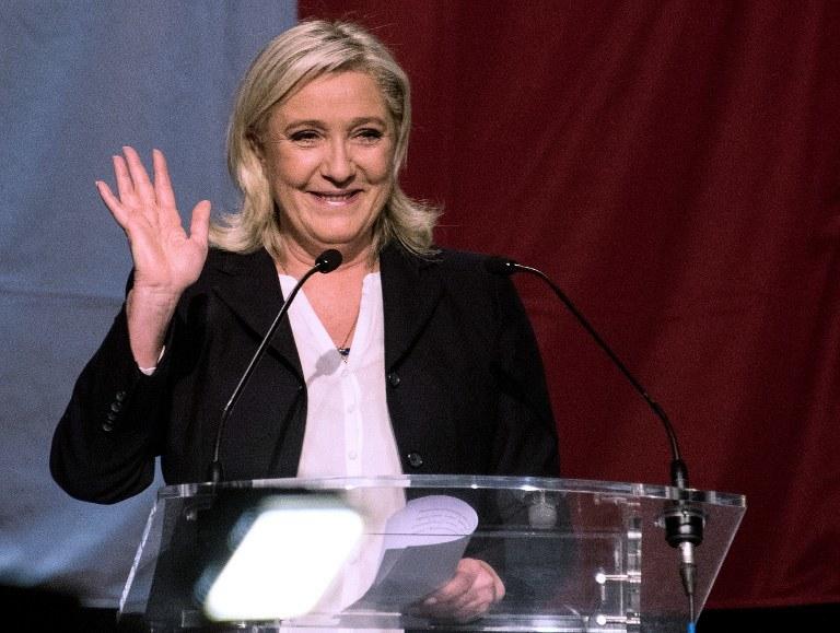 Marine Le Pen /AFP