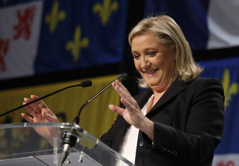 Marine Le Pen /PAP/EPA