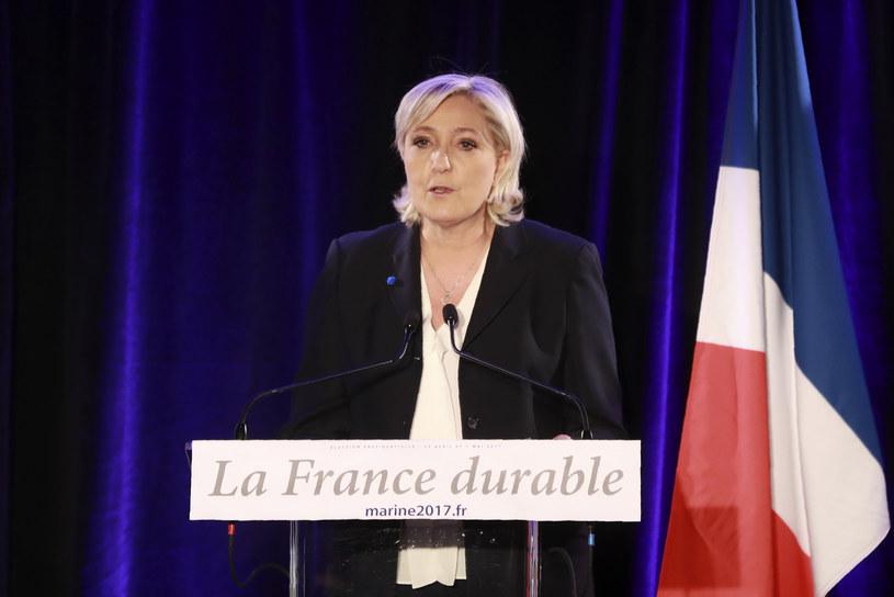 Marine Le Pen /JACQUES DEMARTHON  /AFP