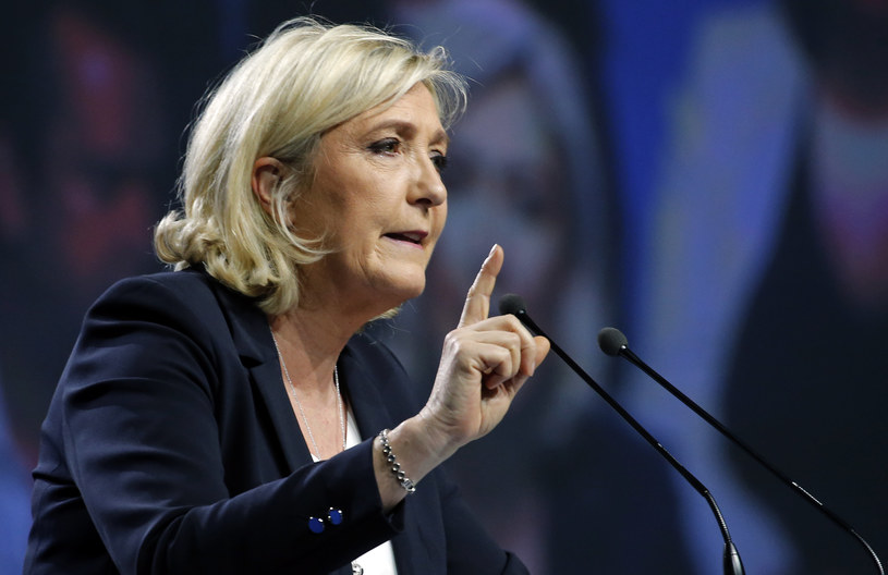 Marine Le Pen /Chesnot /Getty Images