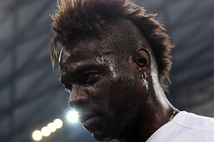 Mario Balotelli znowu dostał szansę w reprezentacji Włoch. /AFP