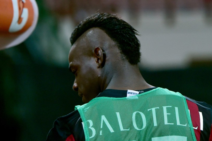 Mario Balotelli /AFP