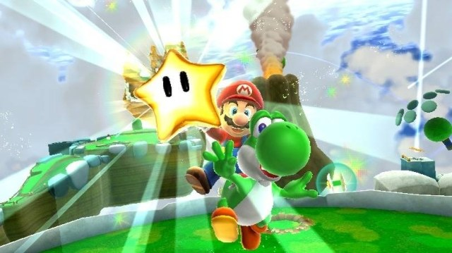 Mario da ci gwiazdkę z nieba /Informacja prasowa