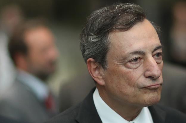Mario Draghi, szef EBC /Getty Images/Flash Press Media