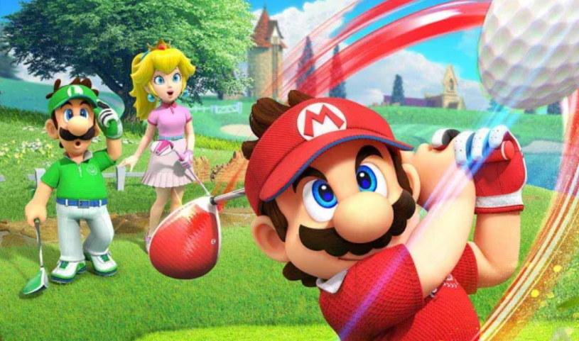 Mario Golf: Super Rush /materiały prasowe