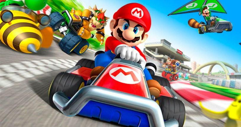 Mario Kart Tour /materiały prasowe