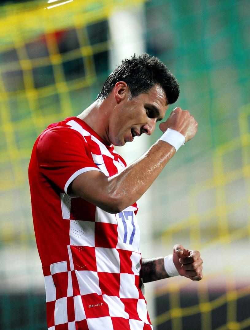 Mario Mandżukić odszedł z Bayernu i strzela gole dla Atletico Madryt /AFP