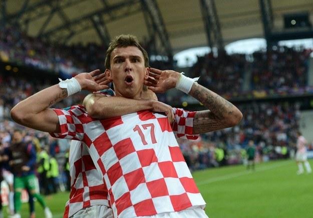 Mario Mandżukić /AFP