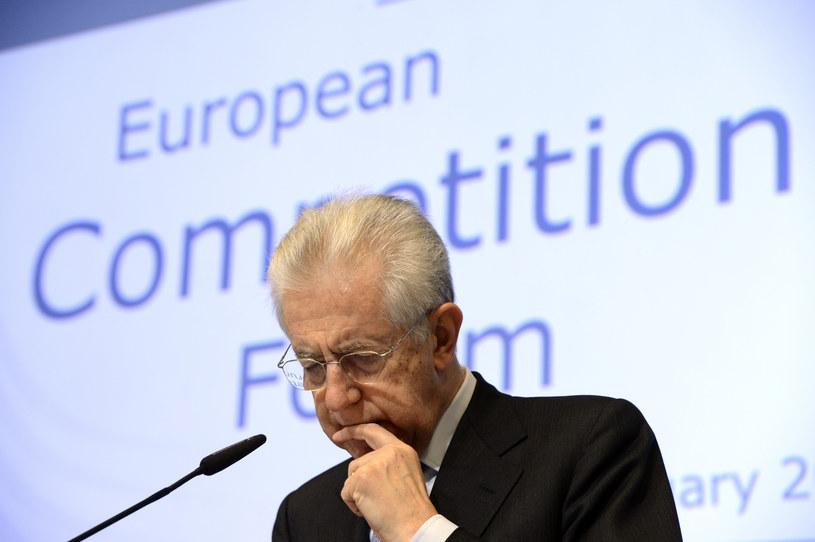 Mario Monti /AFP