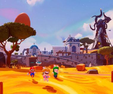 Mario + Rabbids: Sparks of Hope: Nowa przygoda w kosmosie