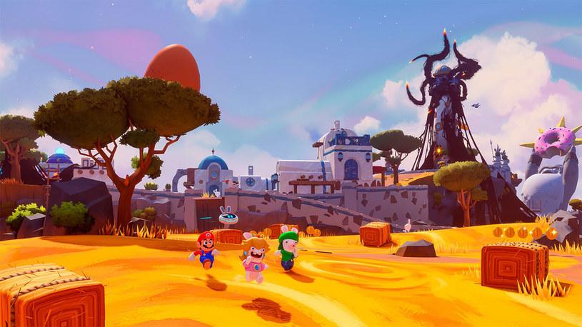 Mario + Rabbids Sparks of Hope /materiały prasowe