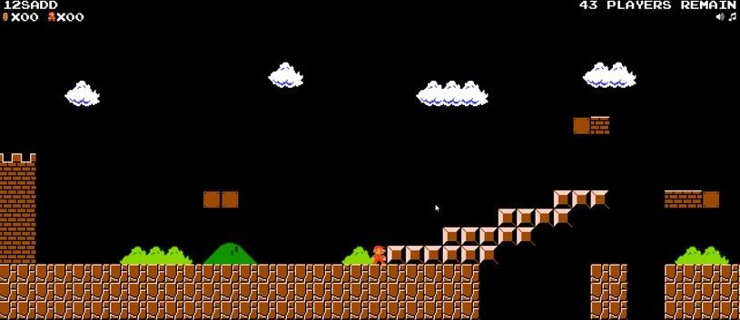 Mario Royale /INTERIA.PL
