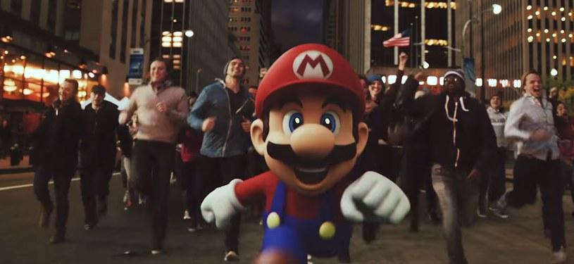 Mario Run /materiały źródłowe