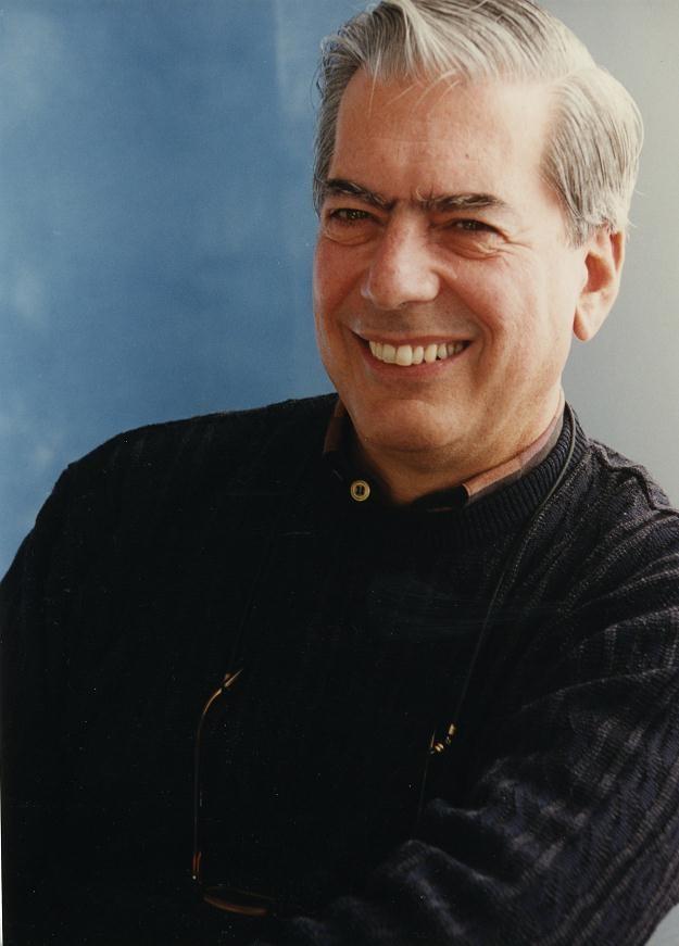 Mario Vargas Llosa /materiały prasowe