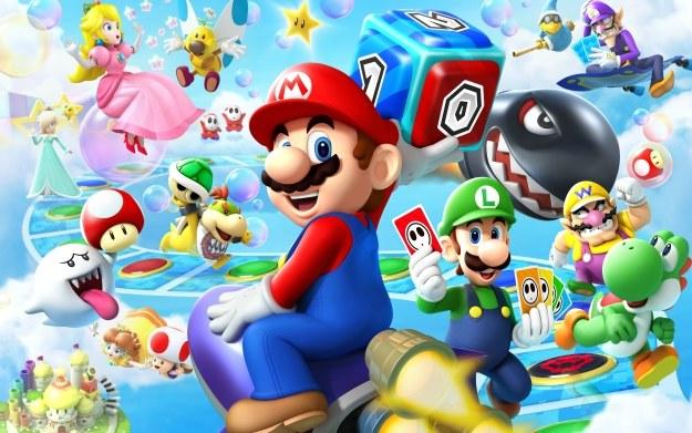 Mario /materiały prasowe