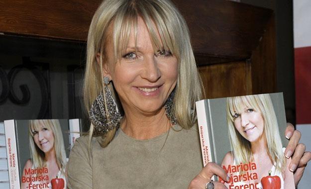 Mariola Bojarska-Ferenc jest również autorką książek /AKPA