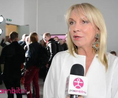 Mariola Bojarska-Ferenc: Kobieta musi eksponować to, co ma najpiękniejsze.