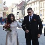 Mariola i Andrzej Gołota odnowili przysięgę małżeńską!