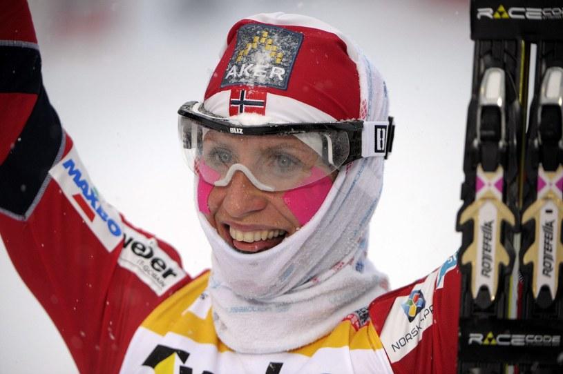 Marit Bjoergen wraca do rywalizacji w PŚ /AFP