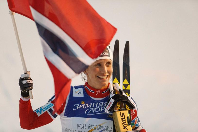 Marit Bjoergen zdobyła 26 medali mistrzostw świata. /Newspix /Newspix